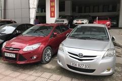 Giá đắt bằng xe mới, xe cũ ế chỏng chơ