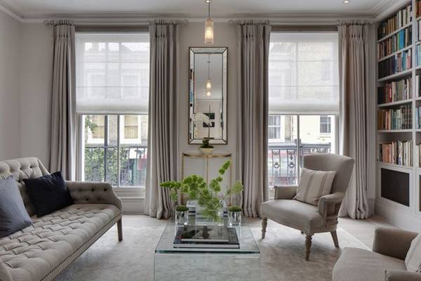 trang trí phòng khách, bí quyết trang trí để phòng khách rộng hơn, thiết kế phòng khách