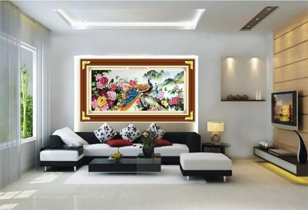 phong thủy nhà ở, trang trí nhà, thiết kế nội thất