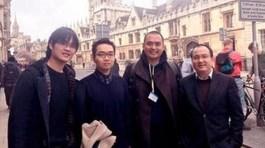 """Bốn """"thế hệ"""" người Việt Nam tại ĐH Oxford"""