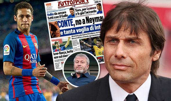 Abramovich mê mẩn Neymar, Mourinho đàm phán mua Perisic