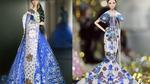 Chiếc váy dạ hội ngắn bằng gang tay giá ngàn USD