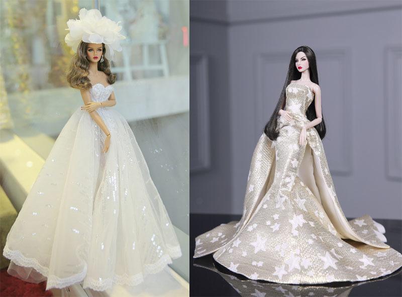 Chiếc váy sexy ngắn bằng gang tay giá 1.500 USD