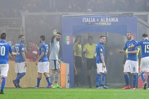 Video bàn thắng Italia 2-0 Albania