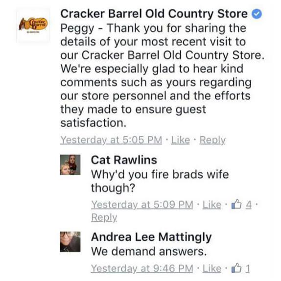 Vợ bị đuổi việc, chồng lên Facebook công ty hỏi và cái kết không ngờ