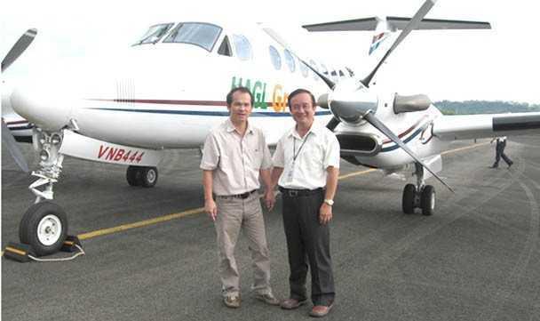 Đại gia Việt nào sở hữu máy bay đắt giá nhất?