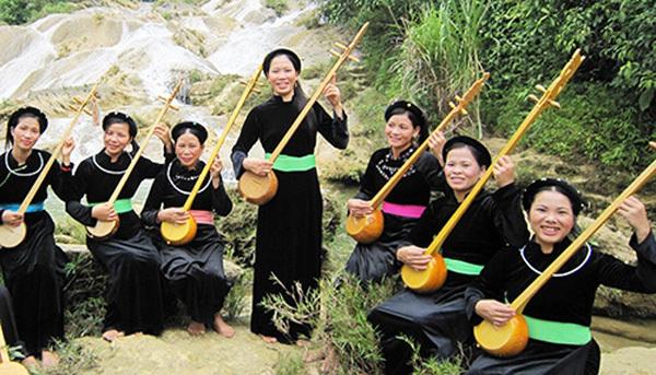 Then trình UNESCO, Thực hành Then của người Tày, Nùng, Thái
