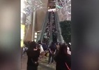 Clip tai nạn thang cuốn dài nhất Hong Kong, hành khách la hét hoảng loạn
