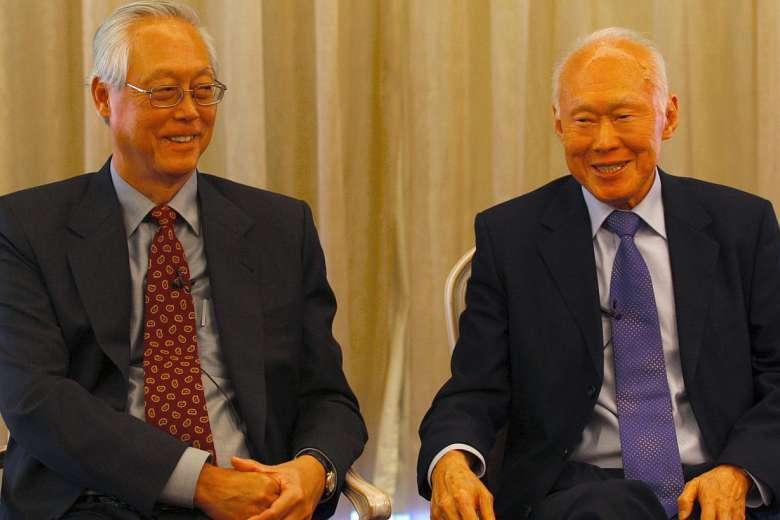 Singapore, Lý Quang Diệu, Goh Chok Tong, Lý Hiển Long, Tổng tuyển cử Singapore