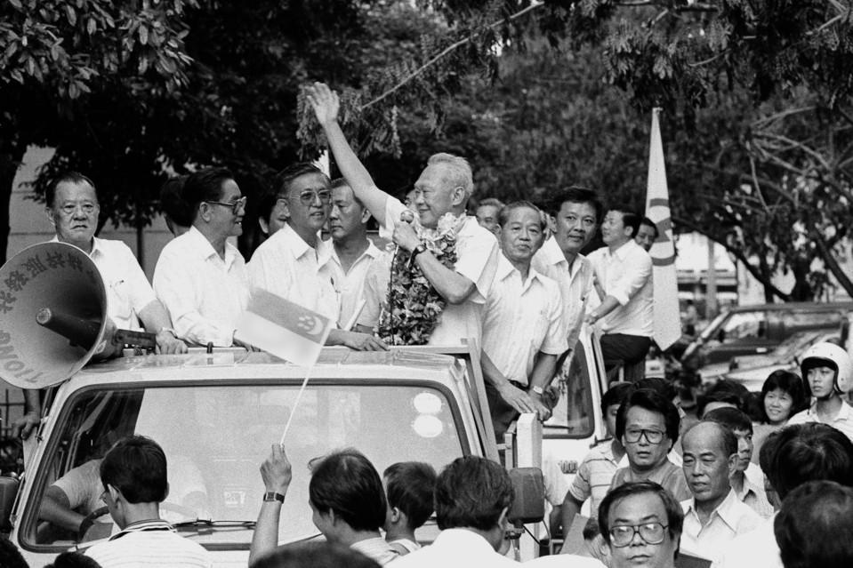 Tại sao ông Lý Quang Diệu 'mừng vì đã từ chức'?