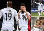 Giroud và Griezmann tỏa sáng, Pháp vững ngôi đầu