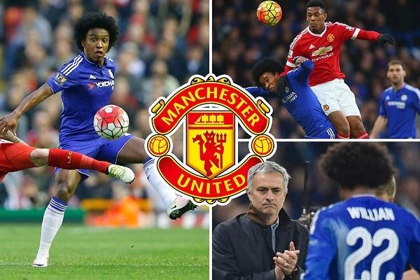 Chelsea bán Willian cho MU, Rashford cả gan 'chọc giận' Mourinho