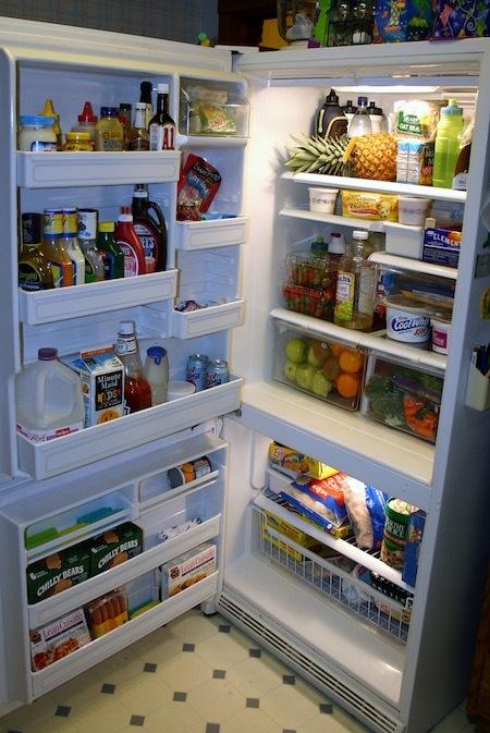 tủ lạnh, nồi cơm điện, hóa đơn tiền điện, tiết kiệm điện