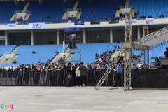Sự kiện quy tụ sao Hàn tại SVĐ Mỹ Đình ế nặng