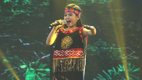 Cẩm Ly, Quang Linh phấn khích trước bé gái 10 tuổi giả tiếng chim hót