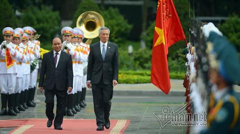 Thủ tướng Singapore
