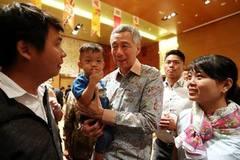 Thủ tướng Singapore đăng video nhạc nền Lý ngựa ô