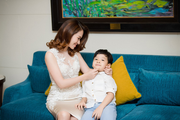 Khoảnh khắc hạnh phúc nhất của Đan Lê, Lưu Hương Giang
