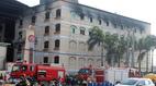 Thiệt hại cháy công ty may ở Cần Thơ khoảng 13 triệu đô