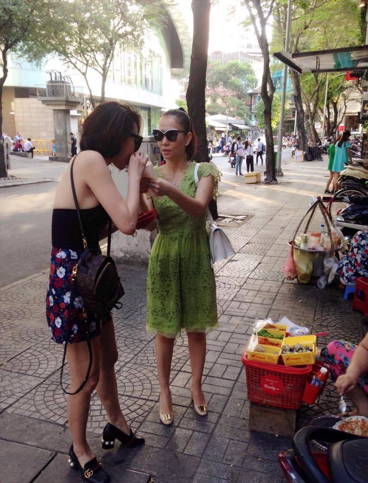 Cường Đô la đi du lịch biển, Hà Hồ một mình ở Hà Nội