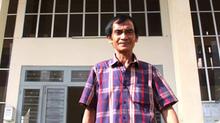Ông Huỳnh Văn Nén đến tòa đòi nợ bồi thường 10 tỷ