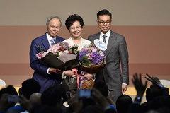 Quan lộ bất ngờ của tân lãnh đạo Hong Kong