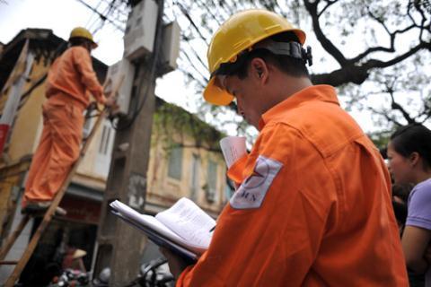Giá điện, tập đoàn điện lực, thị trường điện, nhiệt điện, thủy điện
