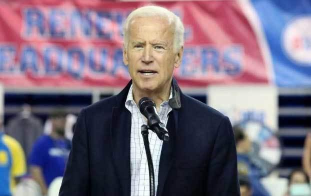 Joe Biden, Donald Trump, bầu cử tổng thống, tranh cử, Hillary Clinton, Obama