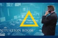 Bí mật trong 'phòng giải cứu thế giới' ở Nhà Trắng