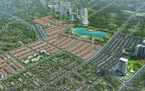 Công ty Italia phát triển cảnh quan cho dự án Nam Cường