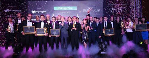 Vietnam Property Awards 2017 bảo chứng giá trị BĐS