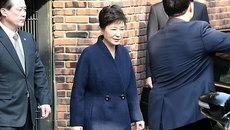 Cựu Tổng thống Park trước nguy cơ bị bắt