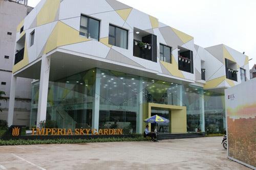 BĐS Đông Nam Hà Nội: Hàng loạt dự án tốt 'bung hàng'