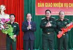 Bổ nhiệm Phó Tư lệnh Quân khu 7
