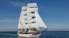 Tàu buồm Lê Qúy Đôn thăm Trung Quốc