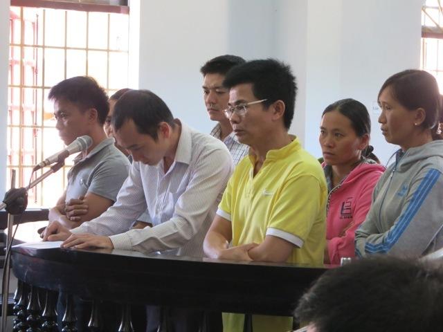 Trần Minh Lợi bị tuyên 4 năm 6 tháng tù