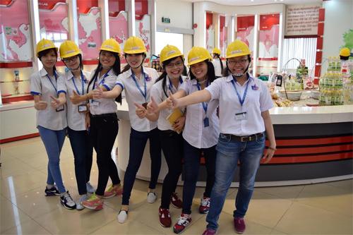 Mở tour tham quan nhà máy Ajinomoto Việt Nam