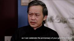 Hoài Linh nghẹn ngào trong phòng thu 'Dạ cổ Hoài Lang'