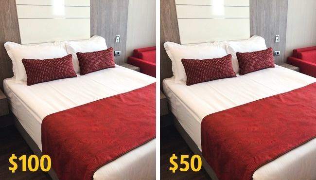 Bí mật phòng nghỉ khách sạn luôn giấu kín người thuê