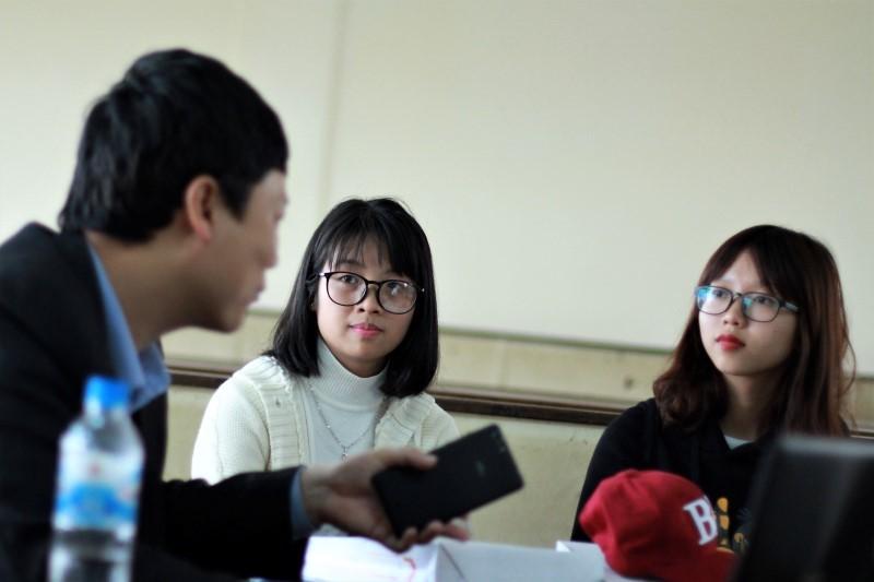 sinh viên, học sinh, tuyển sinh đại học 2017