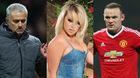 Người đẹp nổi đóa với Mourinho vì Rooney