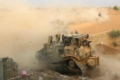 Bên trong chiến trường tiêu diệt IS ác liệt nhất