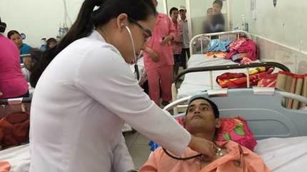 70 triệu đồng là cơ hội cứu sống bệnh nhân