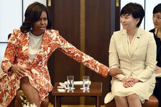 Đệ nhất phu nhân bản lĩnh của đương kim Thủ tướng Nhật