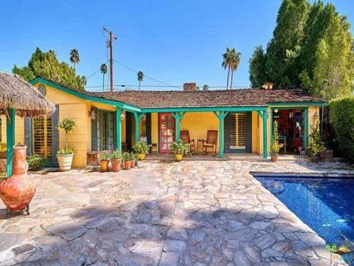 mẫu nhà cấp 4 đẹp, tư vấn thiết kế nhà, trang trí màu sắc cho ngôi nhà
