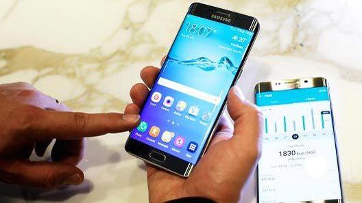 Samsung thất thu nặng ở mảng smartphone cao cấp