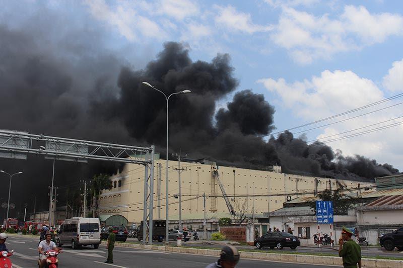 Số phận của hơn 1.000 CN công ty bị cháy ở Cần Thơ ra sao?