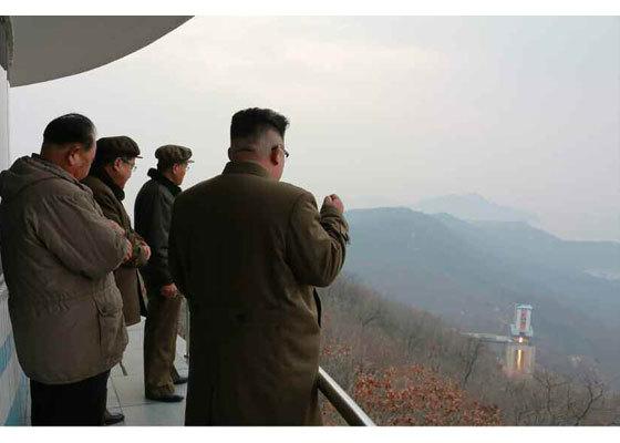 Triều Tiên lại thử động cơ tên lửa