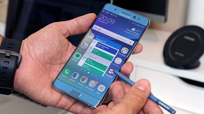 Samsung, Galaxy Note 7