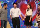 Quyền Linh 'hò reo' khi chàng mập tán đổ cô giáo xinh đẹp